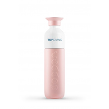 Dopper Insulated 350ml Steamy Pink - Topgiving