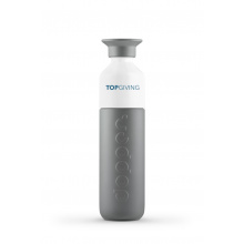 Dopper Insulated 350ml Glacier Grey - Topgiving
