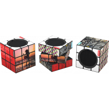 Rubik's Bluetooth Speaker - Topgiving