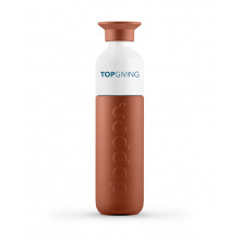 Dopper Insulated 350ml Terracotta Tide - Topgiving