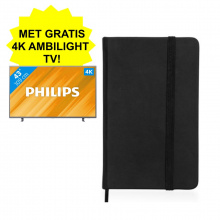 Notitieboekje - Met gratis Philips 4K TV! - Topgiving