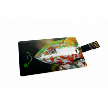 Credit card USB stick 3.0 - Topgiving