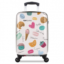Fully printed suitcase SUITSUIT - Topgiving