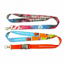 Full colour sublimatie lanyard - Topgiving