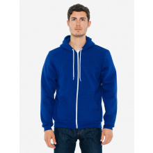 Ama sweater hooded zip salt en pepper - Topgiving