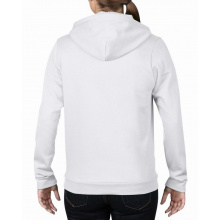 Anvil sweater hooded full zip for her - Topgiving