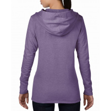 Anvil sweater hooded french terry for her - Topgiving