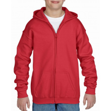 Gildan sweater hood full zip for kids - Premiumgids
