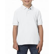 Gildan polo dryblend double pique ss for kids - Topgiving