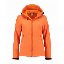 L&s jacket hooded softshell for her - Topgiving