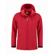 L&s jacket hooded softshell for him - Topgiving
