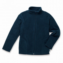 Stedman polar fleece cardigan for kids - Premiumgids