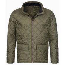 Stedman jacket quilted for him - Topgiving