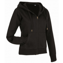Stedman sweater hood zip active for her - Premiumgids