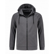 Stedman sweater hooded zip performance for him - Topgiving