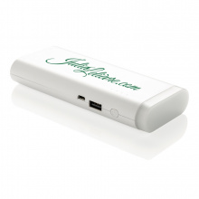 Lighthouse powerbank 10.000 mah - Topgiving