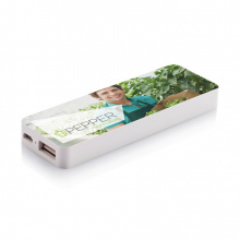 2.500 mah powerbank - Topgiving