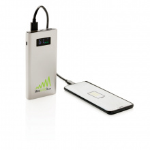 10.000 mah powerbank met quick charge output - Topgiving