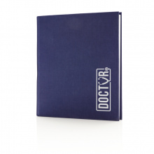 Deluxe notitieboek 210x240 mm - Topgiving