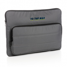 Impact aware rpet 15,6 inch laptophoes - Topgiving