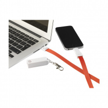 Keycord smartcharger 3-in-1 lanyard - Topgiving