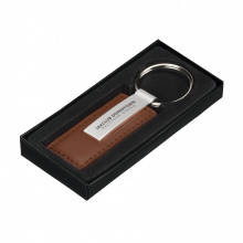 Leatherkey sleutelhanger - Topgiving