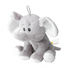 Olly pluche olifant knuffel - Premiumgids