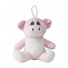 Animal friend piggy knuffel - Topgiving