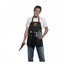 Barbecueboss schort - Topgiving