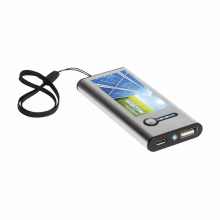 Solar powercharger powerbank - Premiumgids