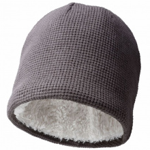 Luxury beanie with teddy lining - Topgiving