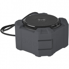 Cube spatwaterbestendige outdoor bluetooth speaker - Topgiving