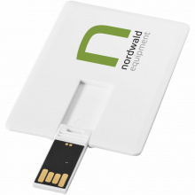 Slim card usb 2gb - Topgiving