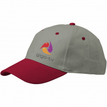 Grip 6 panel cap - Premiumgids