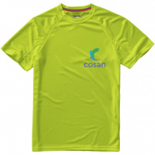 Serve cool fit heren t-shirt met korte mouwen - Topgiving