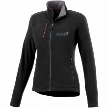 Pitch dames microfleece jack - Topgiving