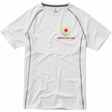 Kingston heren t-shirt met korte mouwen - Premiumgids