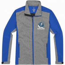 Vesper heren softshell jack - Topgiving