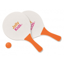 Mini strand tennisset - Topgiving
