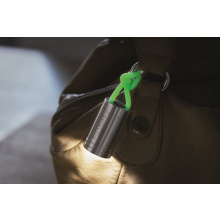Aluminium torch glow in dark - Topgiving