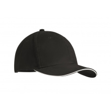 Brushed cotton basebal cap - Topgiving