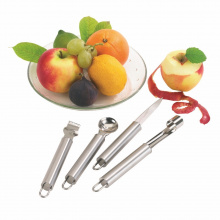 4 delig fruitmessen set fruity - Topgiving