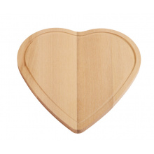 Snijplank wooden heart - Topgiving