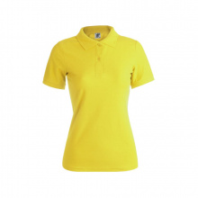 "Dames kleuren polo shirt ""keya"" - Topgiving"