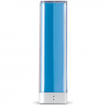 Powerbank transparant 2200mah - Topgiving