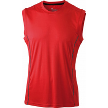 Men's running reflex tank - Topgiving