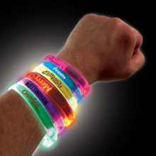Reactive led armband - Topgiving