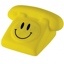 Smiley traditionele telefoon - Topgiving