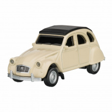 Usb flash drive citroen 2cv 1:68 beige 16gb - Premiumgids