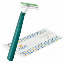 Bic® comfort 2 in personalized flow pack - Premiumgids